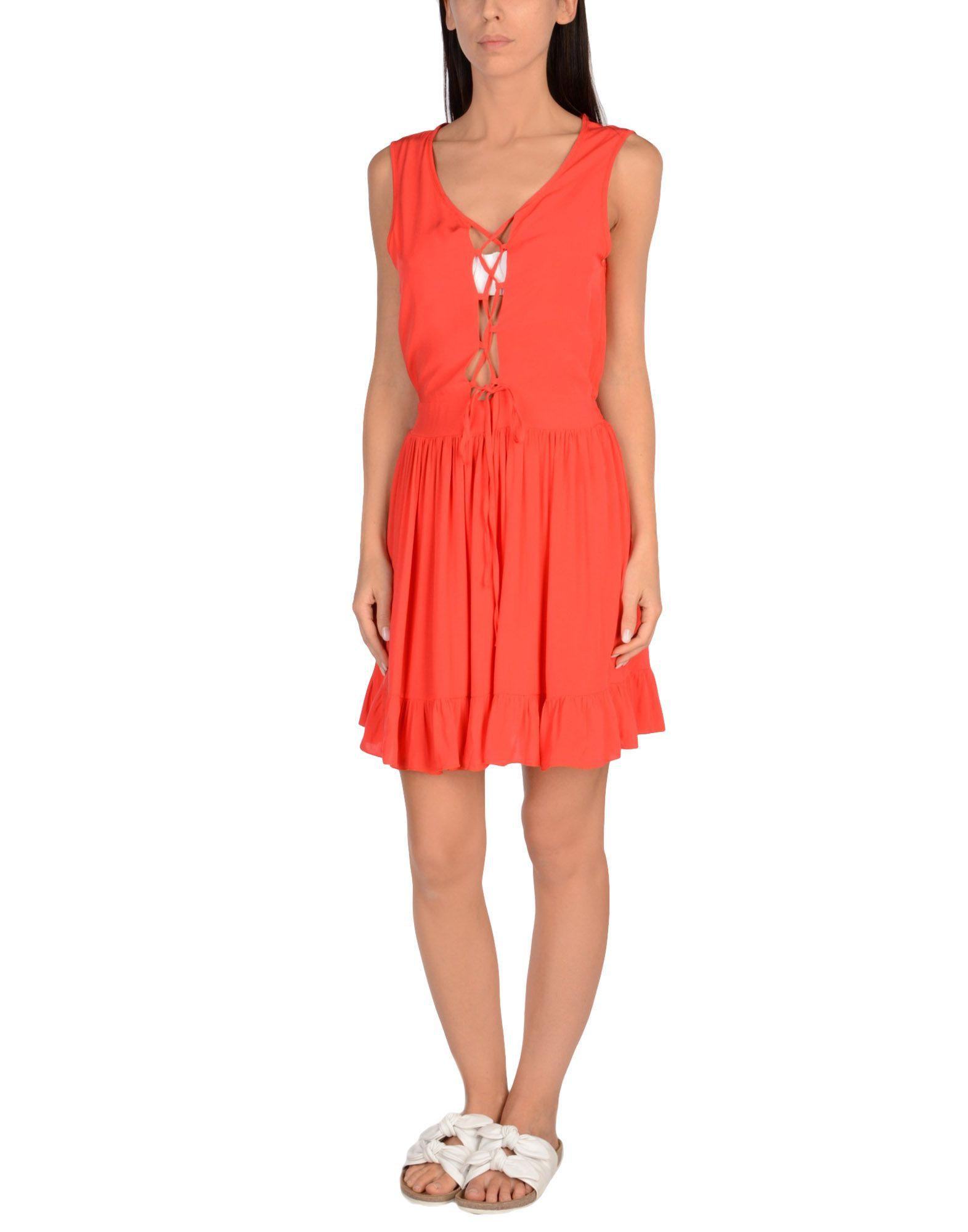 SUN SISTERS BEACHWEAR Пляжное платье sisters red