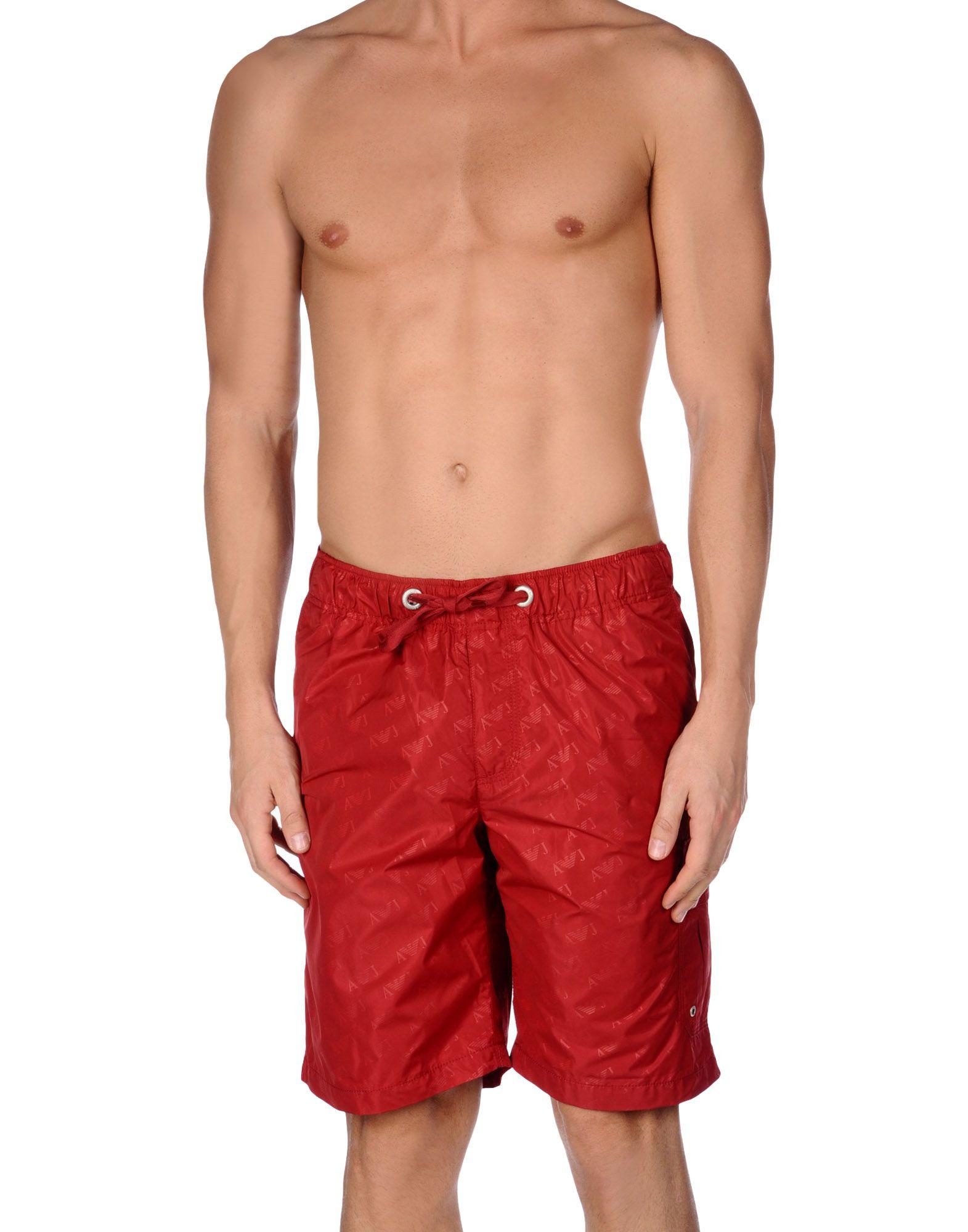 ARMANI JEANS Шорты для плавания armani jeans шорты armani jeans