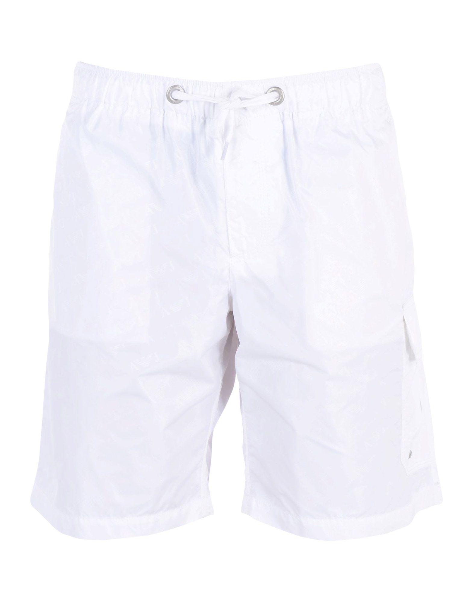 ARMANI JEANS Шорты для плавания armani jeans шорты женские