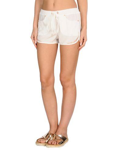 Купить Пляжные брюки и шорты от VDP BEACH белого цвета