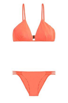 MELISSA ODABASH Cutout triangle bikini