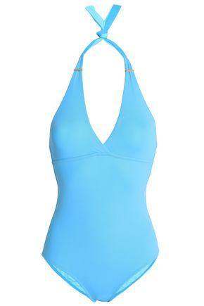 MELISSA ODABASH Halterneck swimsuit