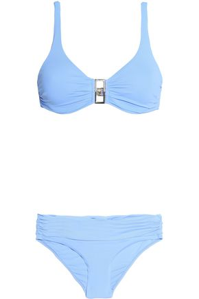 MELISSA ODABASH Bel Air ruched bikini