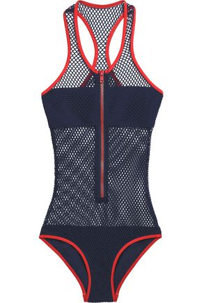 MELISSA ODABASH Paneled swimsuit