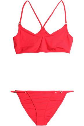 MELISSA ODABASH Racer-back bikini