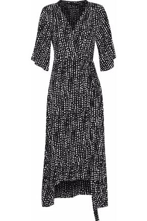 VIX PAULAHERMANNY Eva printed voile midi dress