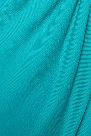 MELISSA ODABASH Lace-up bandeau bikini