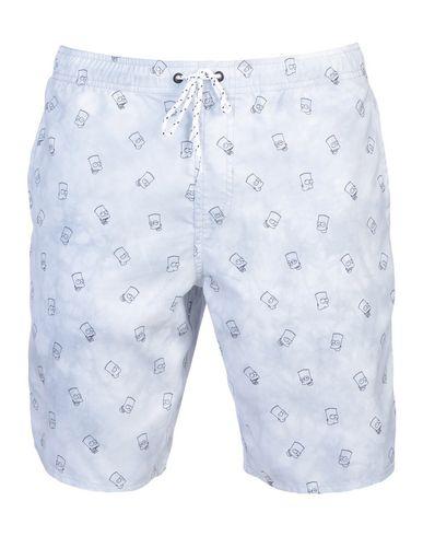 Фото - Пляжные брюки и шорты светло-серого цвета