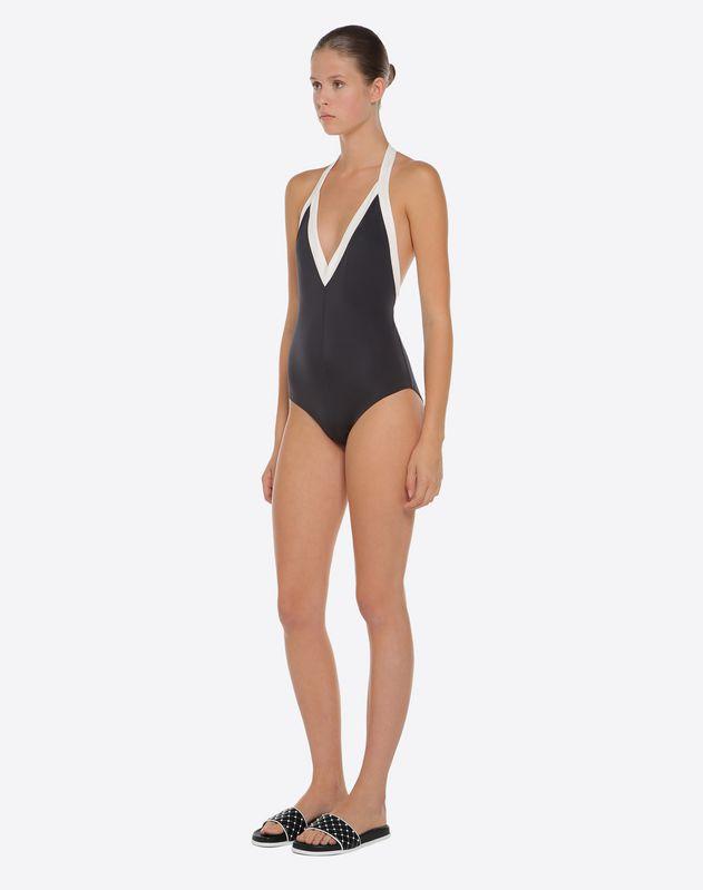 heißer verkauf rabatt Qualität und Quantität zugesichert günstig kaufen Badeanzug aus Lycra Damen | Valentino Online-Boutique