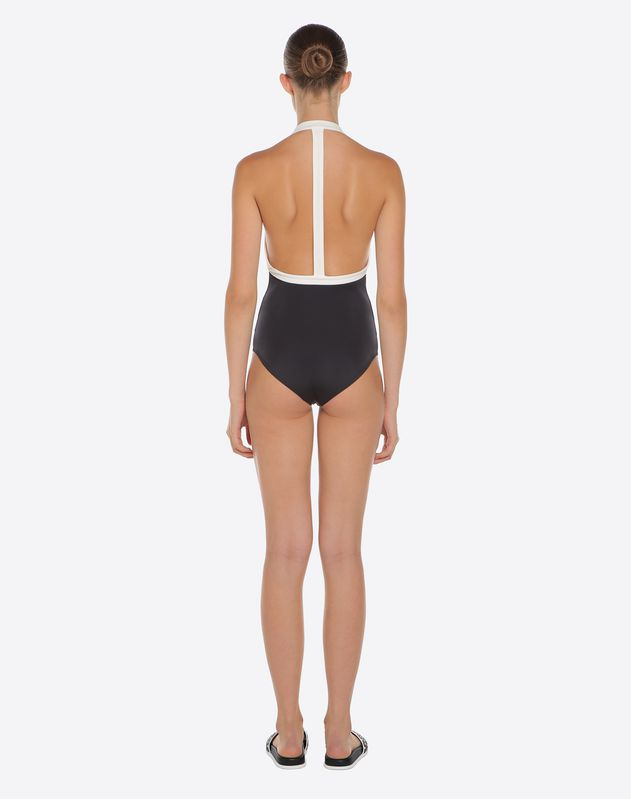 Lycra bathing suit