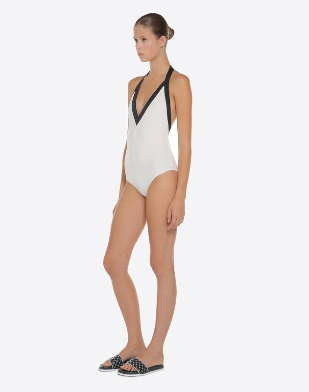 Lycra Swimming Costume