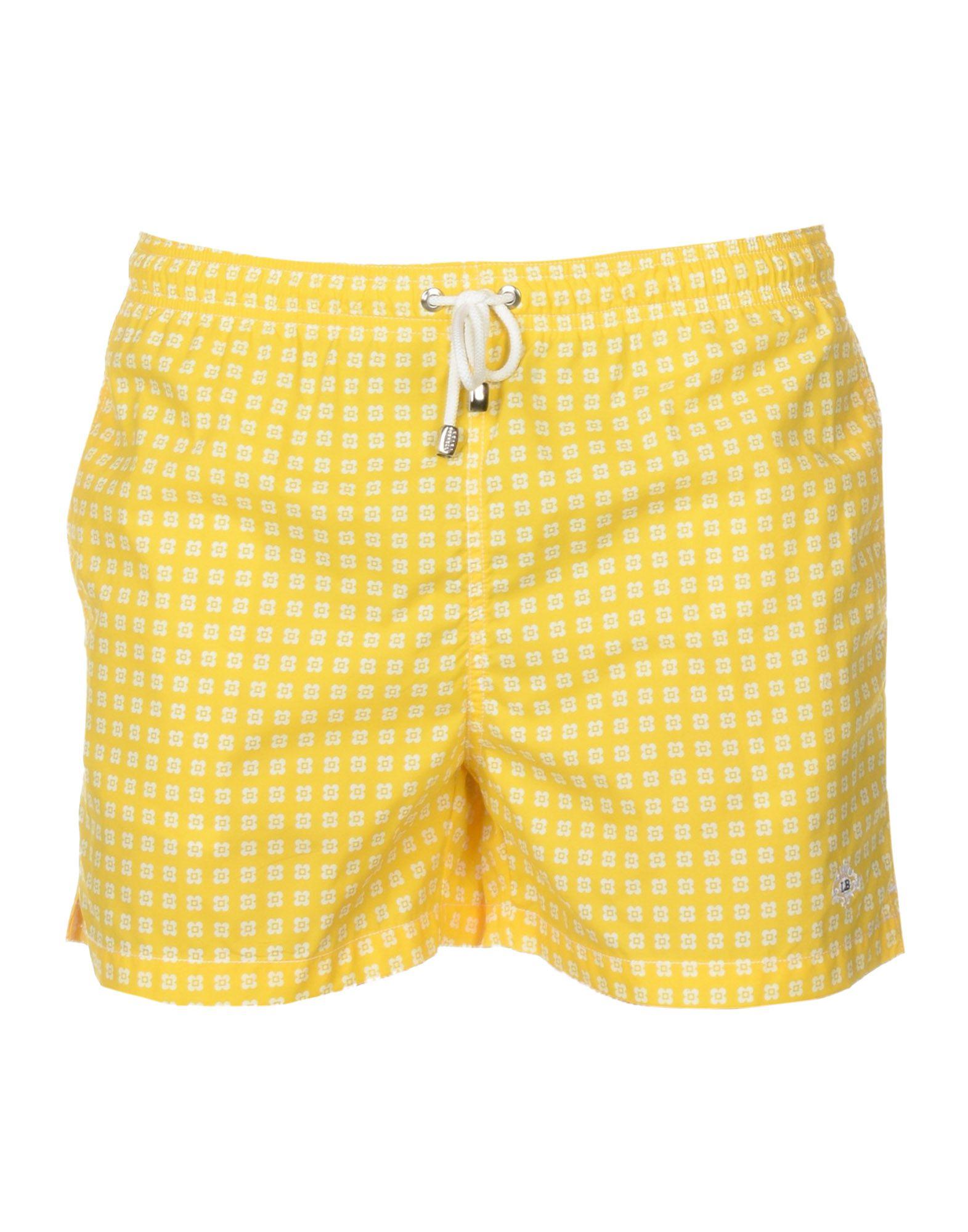 LUIGI BORRELLI NAPOLI Шорты для плавания luigi borrelli napoli пляжные брюки и шорты