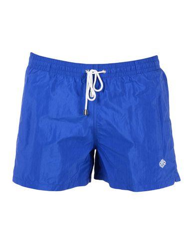 Купить Пляжные брюки и шорты от LUIGI BORRELLI NAPOLI синего цвета