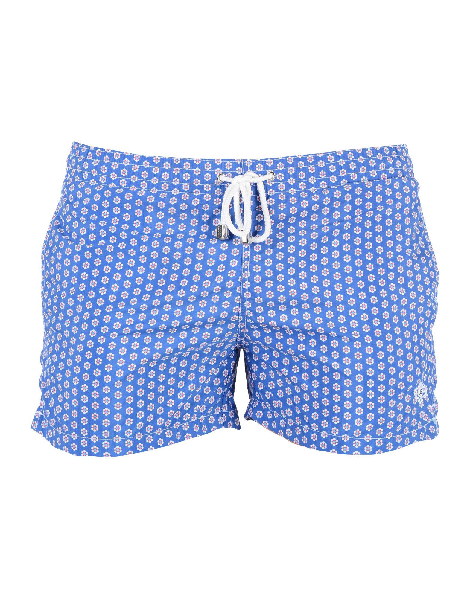LUIGI BORRELLI NAPOLI Шорты для плавания короткие шорты для плавания quelle kangaroos 702972