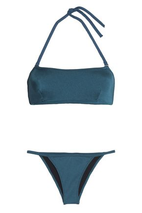 SOLID & STRIPED Bikini Sets