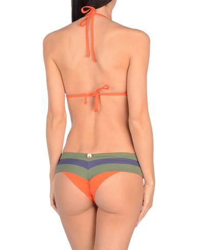 Фото 2 - Бикини от NADIA GUIDI оранжевого цвета