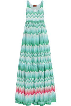 MISSONI MARE Crochet-knit maxi dress