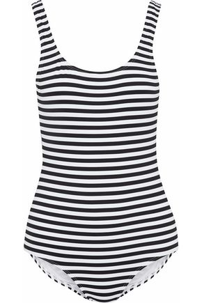ZIMMERMANN Striped swimsuit