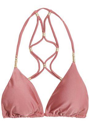 VIX PAULA HERMANNY Lucy triangle bikini top