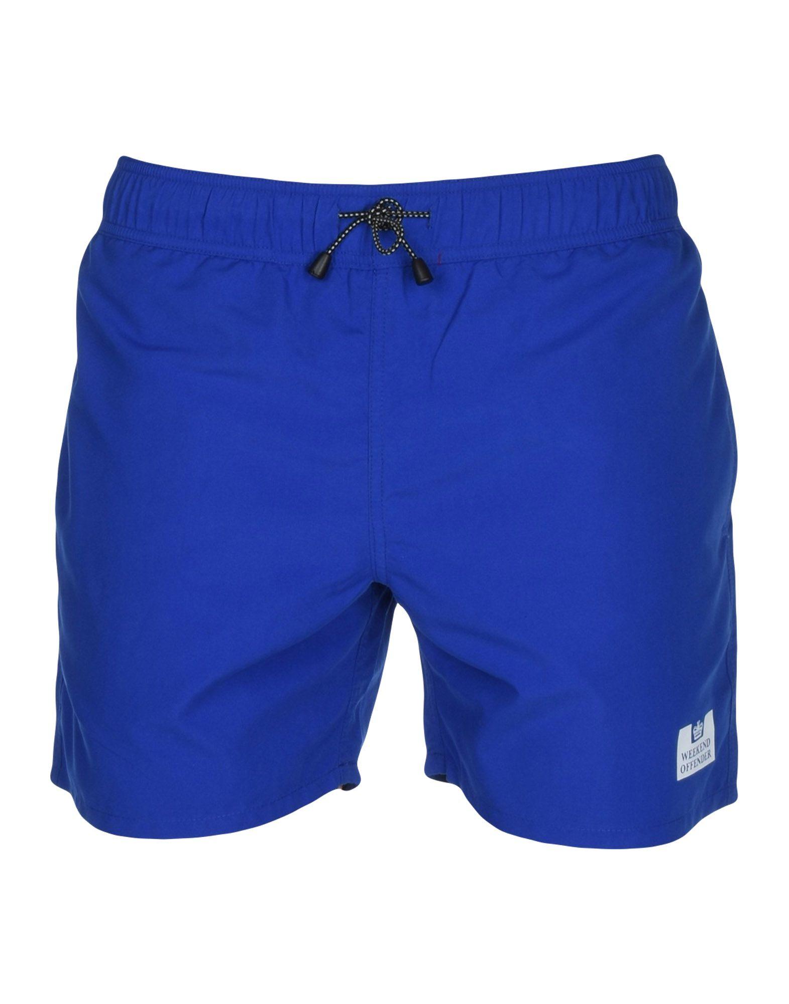 WEEKEND OFFENDER Шорты для плавания брюки weekend max mara weekend max mara we017ewtmp41