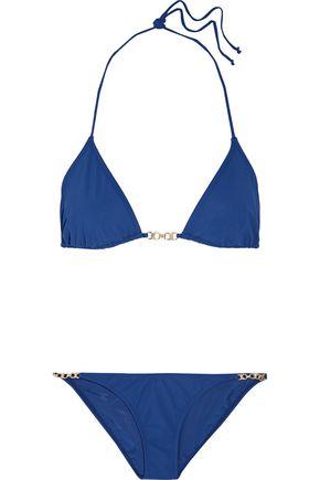 TORY BURCH Gemini triangle bikini