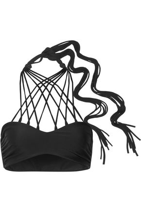 MIKOH Kahala halterneck bikini top