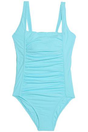 MELISSA ODABASH Ruched swimsuit
