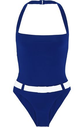 ORLEBAR BROWN Portsea belted swimsuit