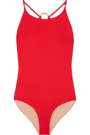 I.D. SARRIERI Jezebel backless swimsuit