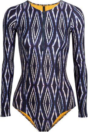VIX Pamela printed swimsuit