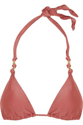 VIX Duchesse Paula triangle bikini top