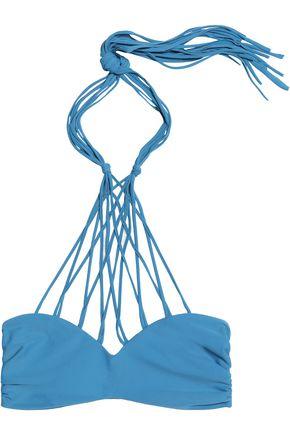 MIKOH Kahala bandeau bikini top