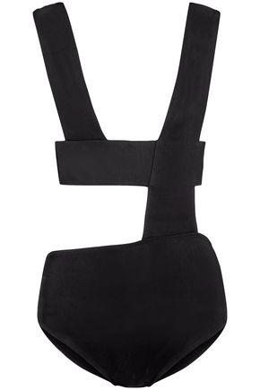 ALIX Asymmetric cutout swimsuit