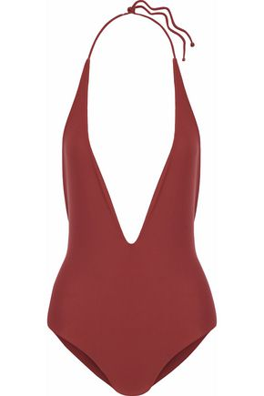 MIKOH Open-back swimsuit