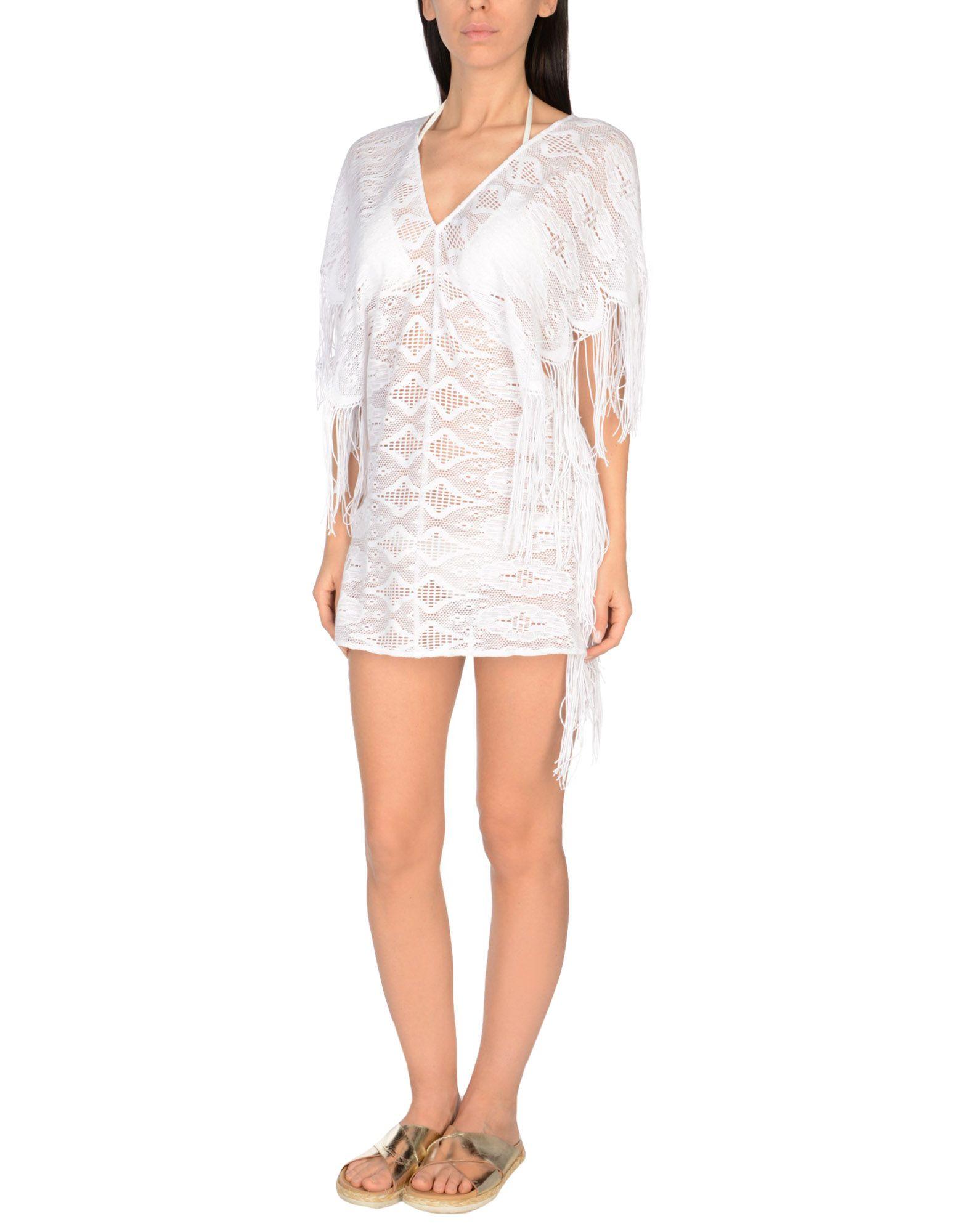 MIGUELINA Пляжное платье miguelina кардиган