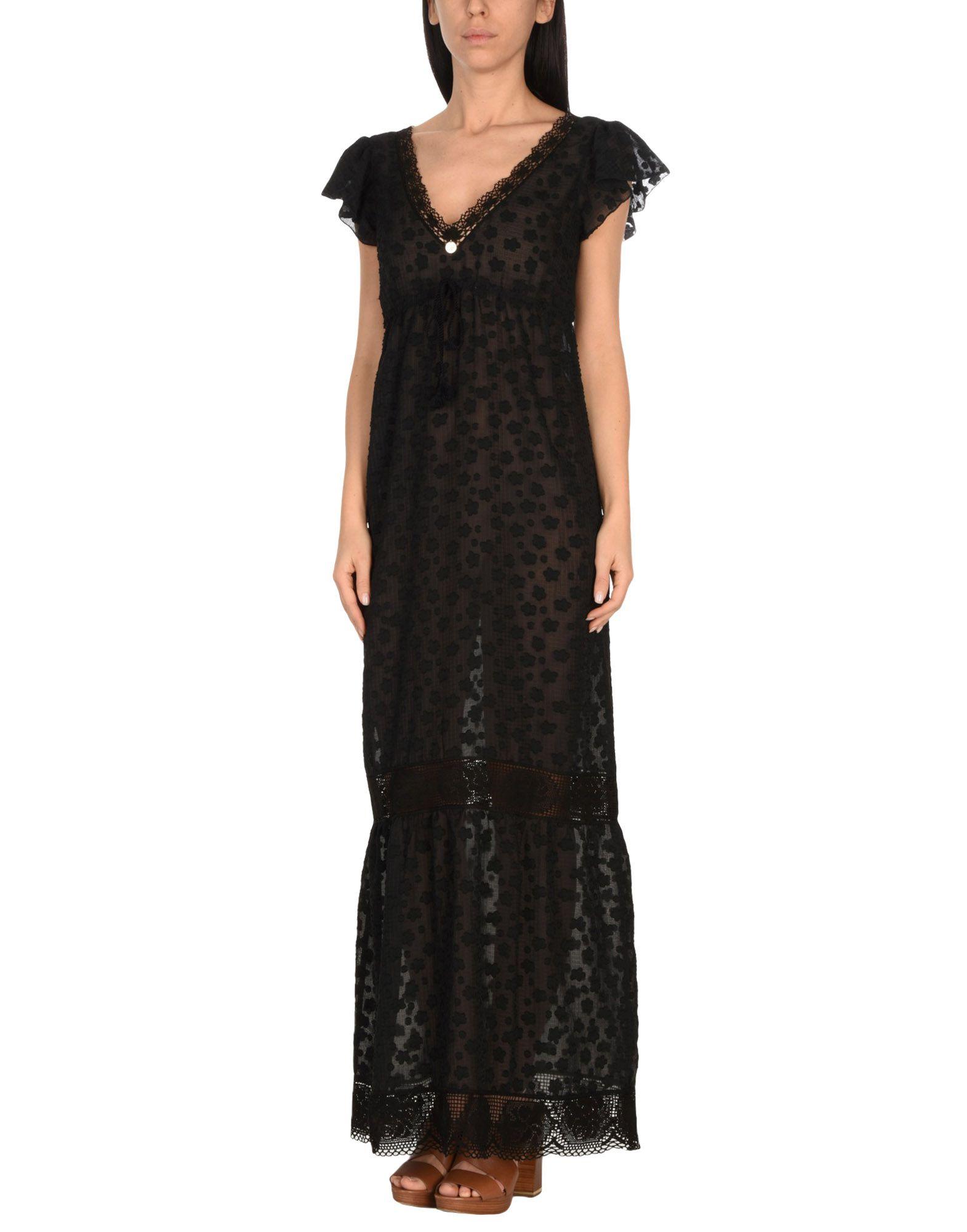 BLUMARINE BEACHWEAR Пляжное платье пляжное платье бандо