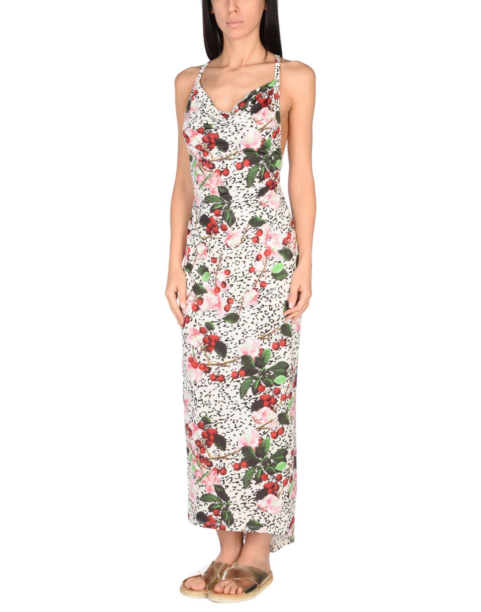 купить BLUMARINE BEACHWEAR Пляжное платье по цене 4800 рублей