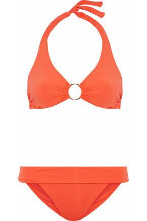 MELISSA ODABASH Brussels halterneck bikini