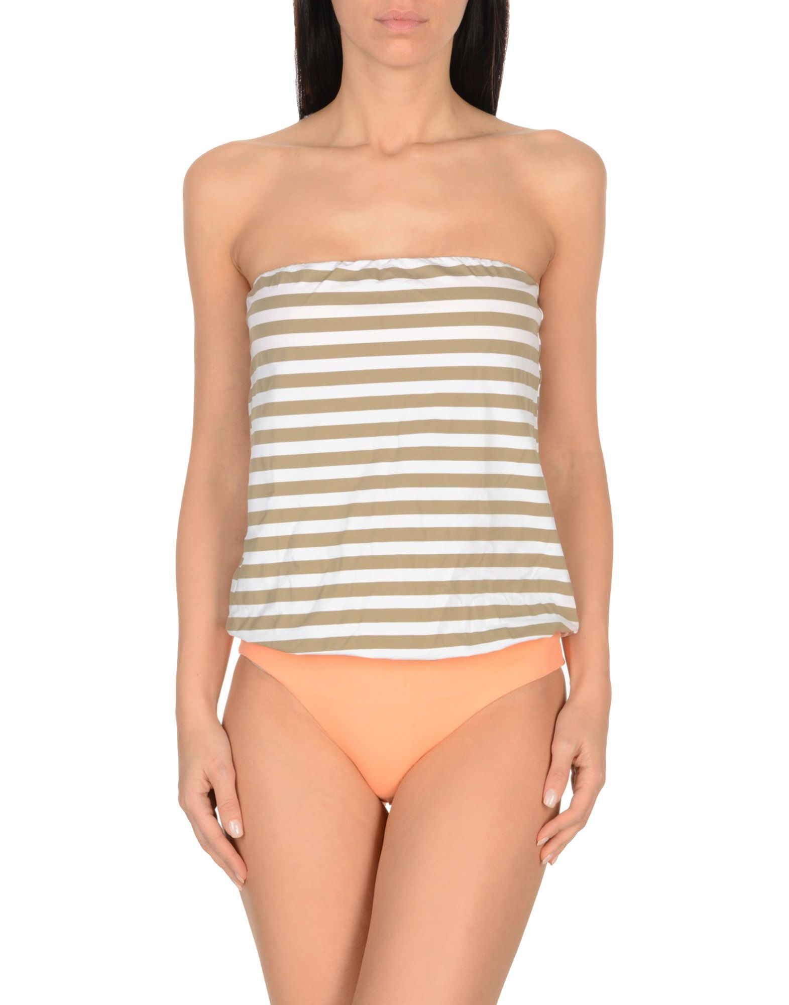 ALBERTINE One-Piece Swimsuits in Khaki