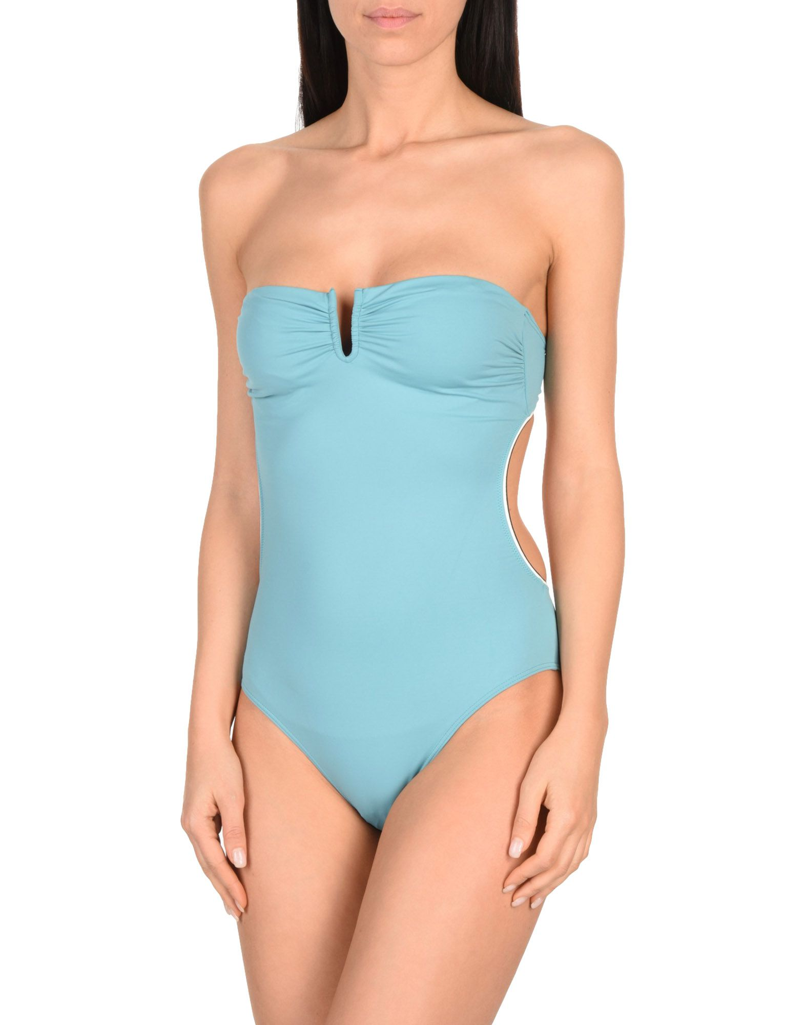 DNUD | DNUD One-piece swimsuits | Goxip