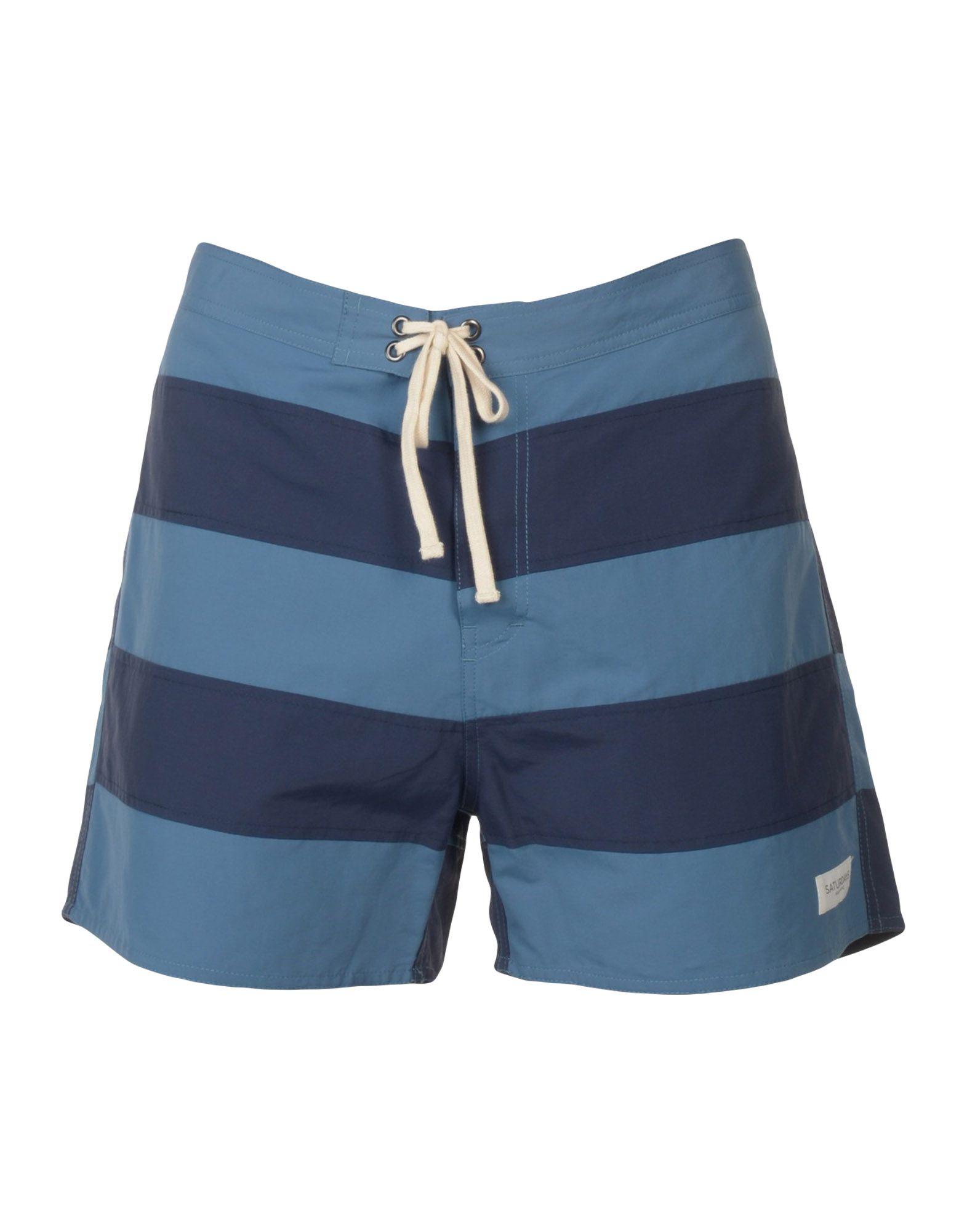 SATURDAYS NEW YORK CITY Пляжные брюки и шорты мужские пляжные шорты menstore surf s001