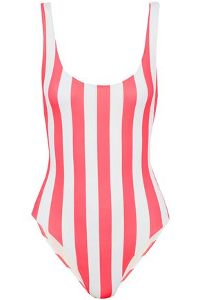 SOLID & STRIPED The Anne Marie striped swimsuit
