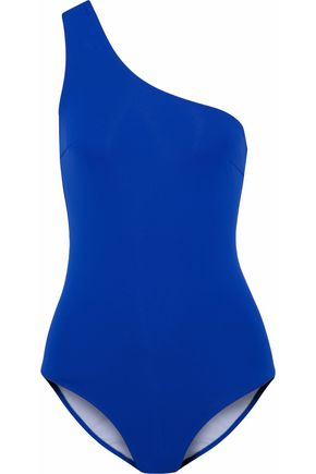 IRIS & INK One-shoulder swimsuit