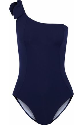 IRIS & INK Meredith one-shoulder swimsuit