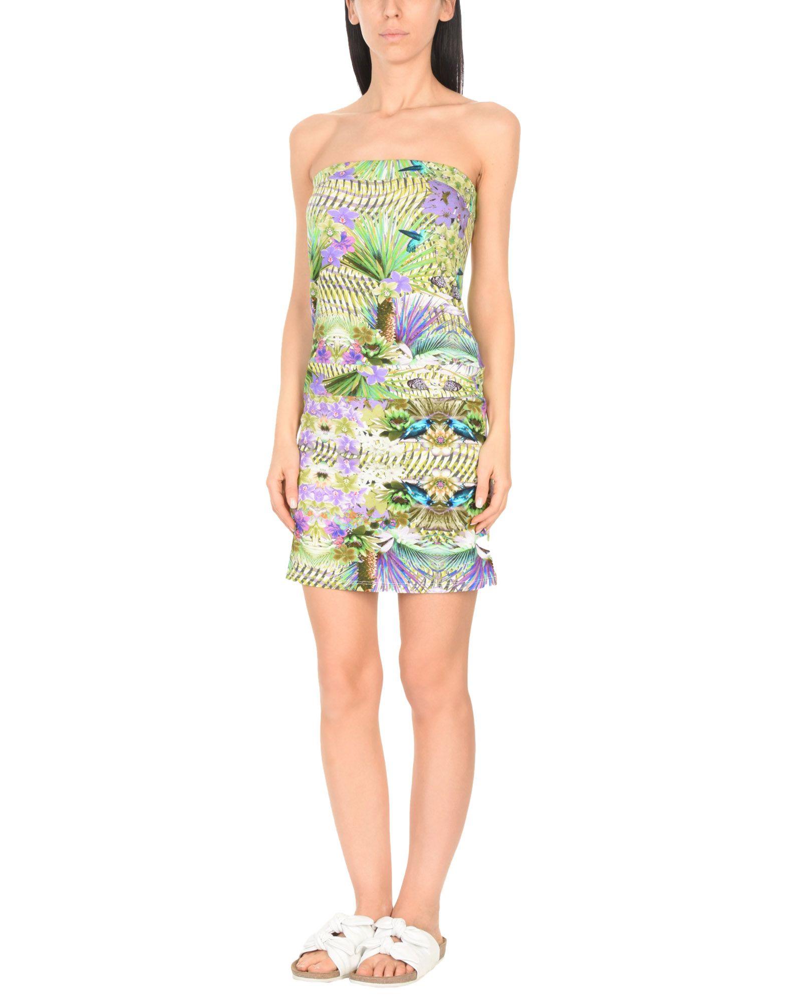 MISS BIKINI LUXE Пляжное платье halter crisscross cropped bikini set