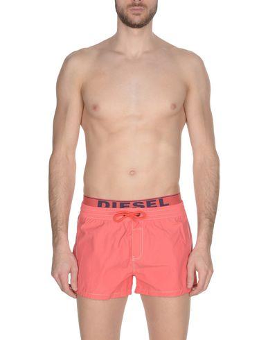 DIESEL Herren Badeboxer Koralle Größe XL 57% Baumwolle 43% Nylon