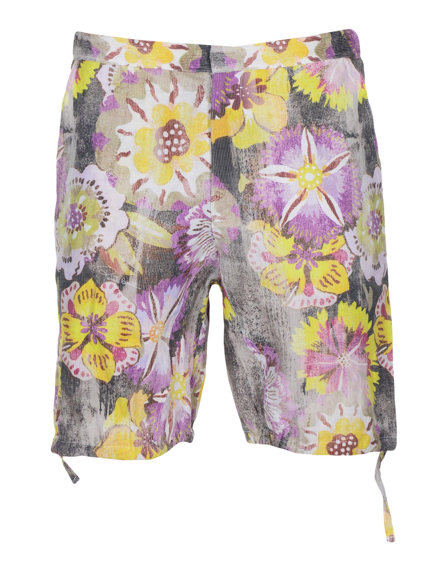 ROBERTO CAVALLI BEACHWEAR Пляжные брюки и шорты blauer пляжные брюки и шорты