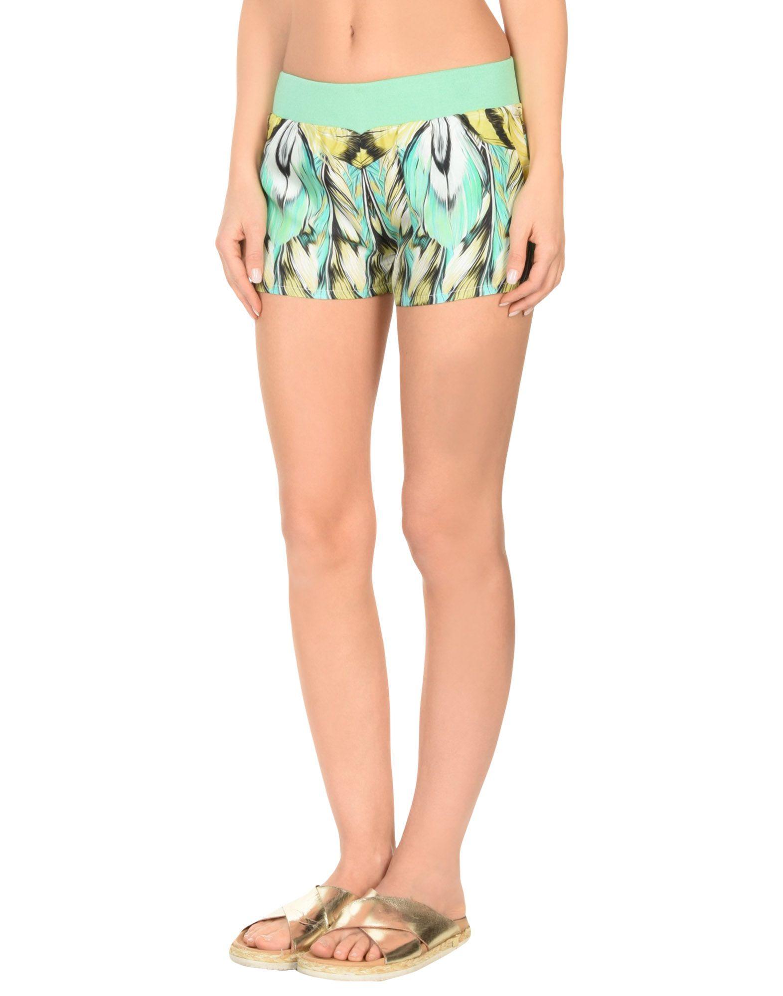 ROBERTO CAVALLI BEACHWEAR Пляжные брюки и шорты byblos beachwear пляжные брюки и шорты