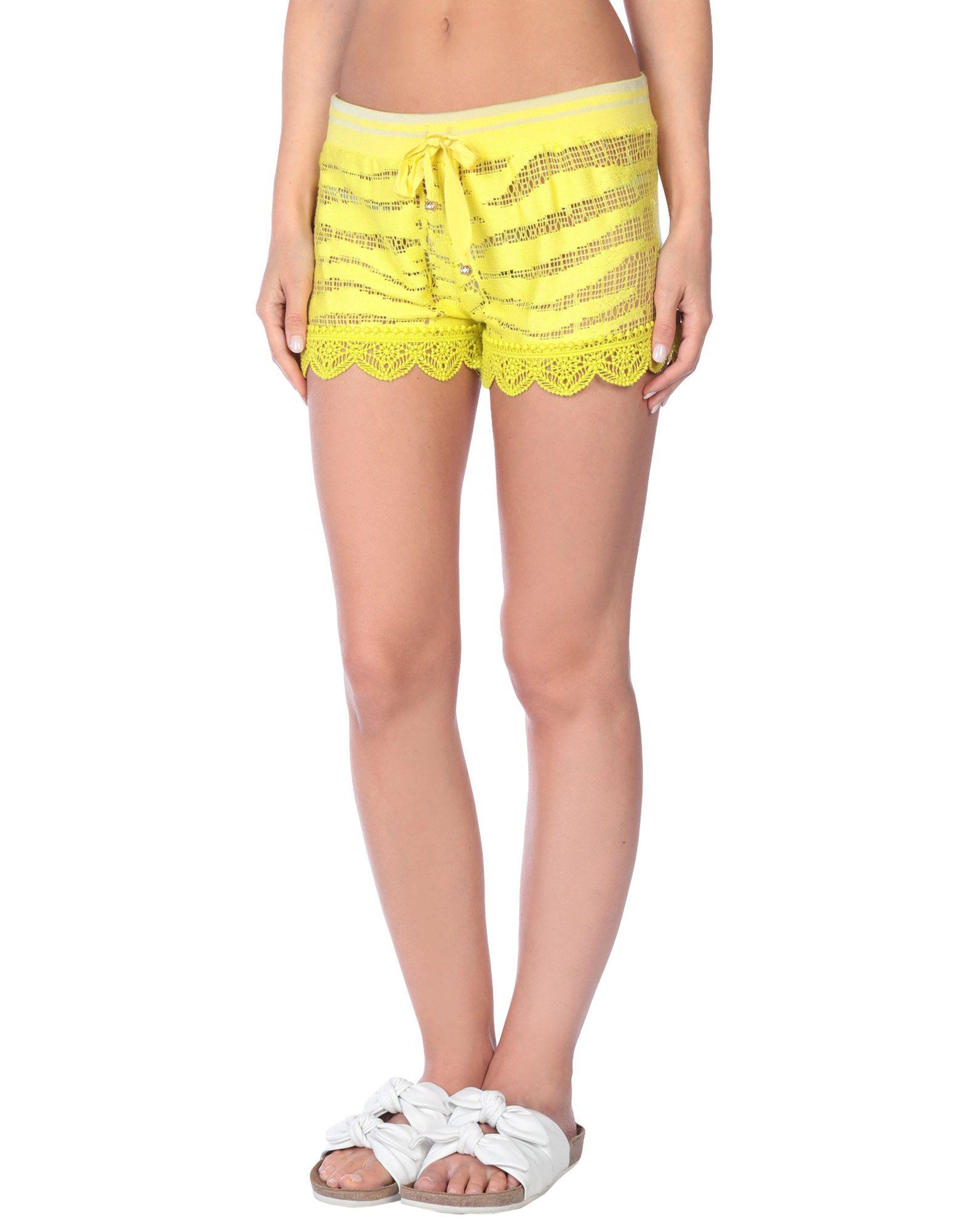 ROBERTO CAVALLI BEACHWEAR Пляжные брюки и шорты мужские пляжные шорты menstore surf s001
