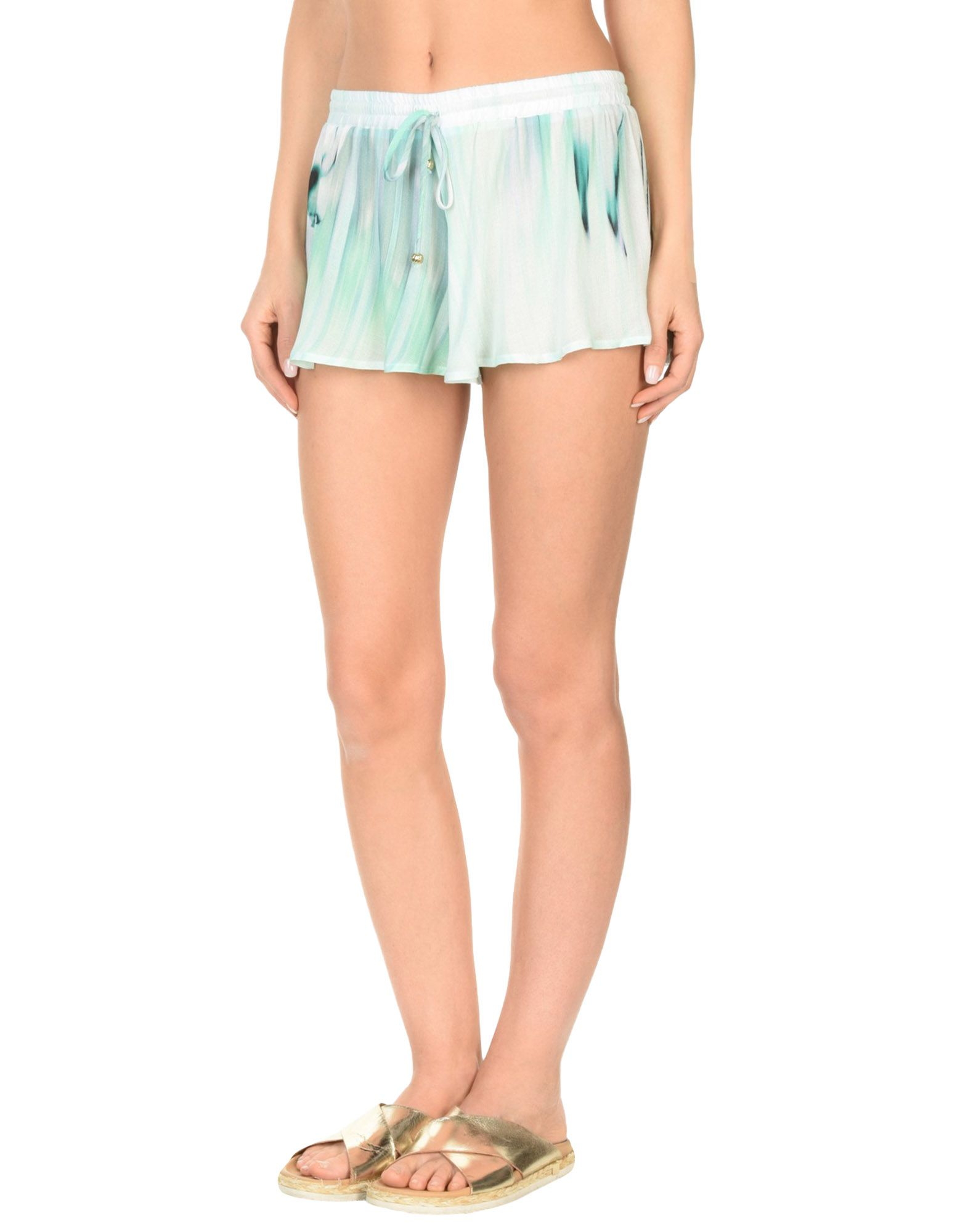 ROBERTO CAVALLI BEACHWEAR Пляжные брюки и шорты roberto verino vv tropic